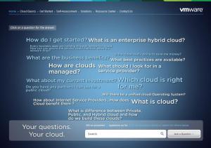 VMware - Your Cloud