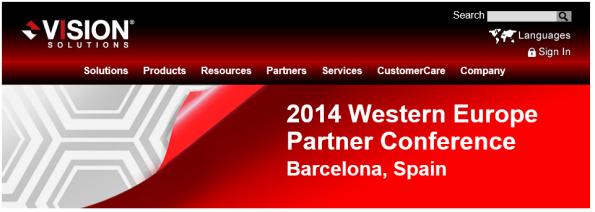 Vision2014partnerconference